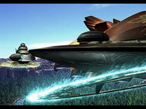 Final Fantasy VIII Galbadia vs Balamb Garden HD