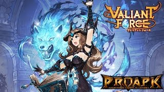 Valiant Force Gameplay Android / iOS