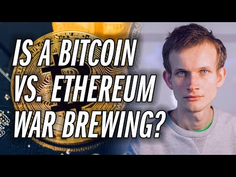 Has The Real Bitcoin Vs. Ethereum Battle Begun?