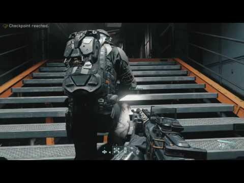 Call of Duty Infinite Warfare Asteroid Base