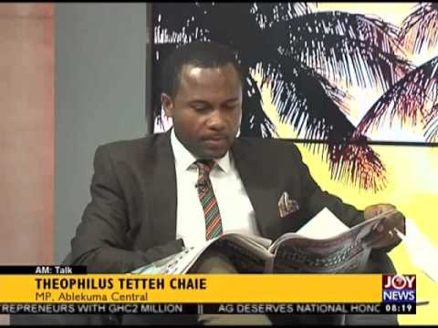 Ghana's Development - AM Talk on Joy News (17-11-16)