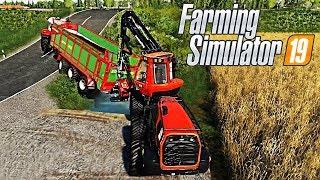 FARMING SIMULATOR 19 #19 - BLOCCATO NEL FOSSO - NF MARSCH ITA