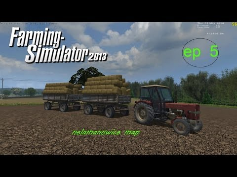 Farming Simulator Nelamanowice Map V3 By csama~ep 5