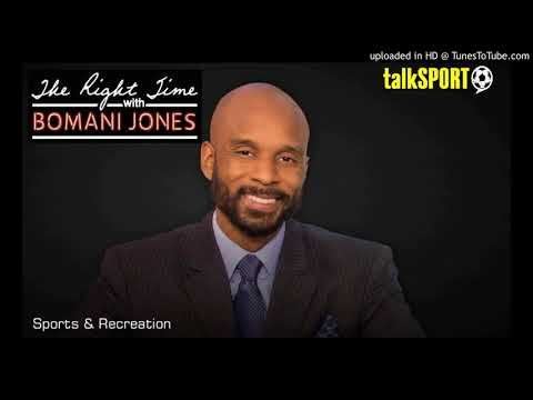 The Right Time with Bomani Jones: 8/11/17 - Full Show: Plus Kevin Frazier joins the show