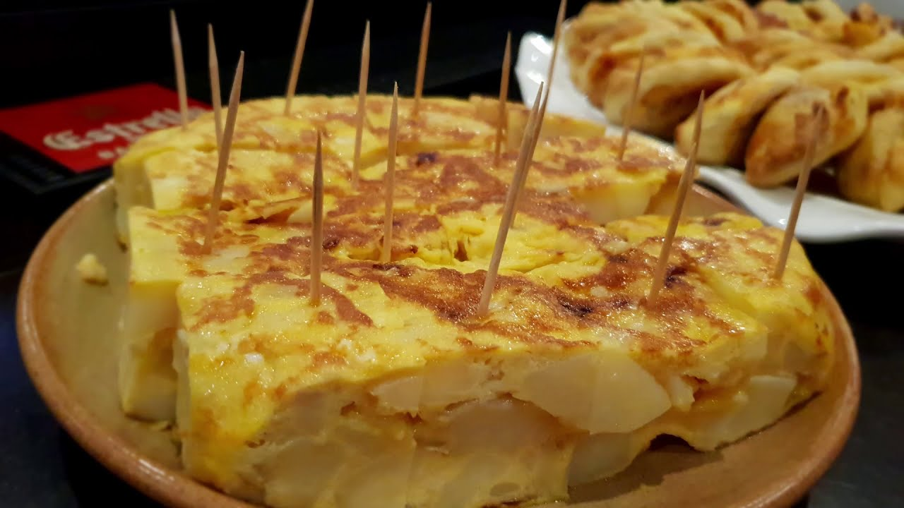 How to make Tortilla Española