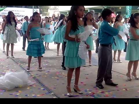 baile de sexto de primaria
