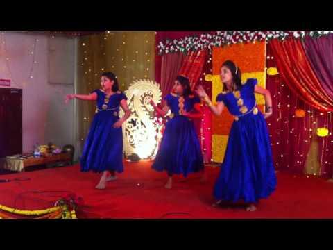 MashAllah MashAllah- Holud Dance Performance