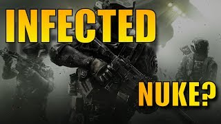 Call of duty Infinite Warfare Infected gameplay (NUKE?)