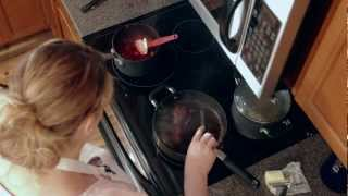 Seared Duck With Cranberry Sauce - Cookin Gone Wild - S1e1 | Indiana Dnr
