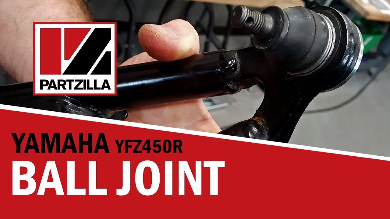 YFZ450 Ball Joint Replacement | Yamaha YFZ450 | Partzilla com