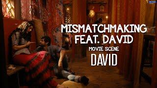 Mismatchmaking feat. David   Movie Scene   Vikram, Tabu   Bejoy Nambiar