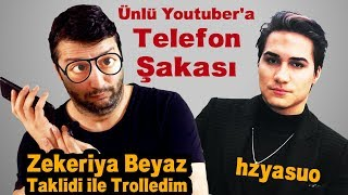 HAZRETİ YASUO'YU EFSANE TROLLEDİM!