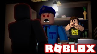 😥HAN WOULD SAVE HIS wife! -Roblox Scary Story