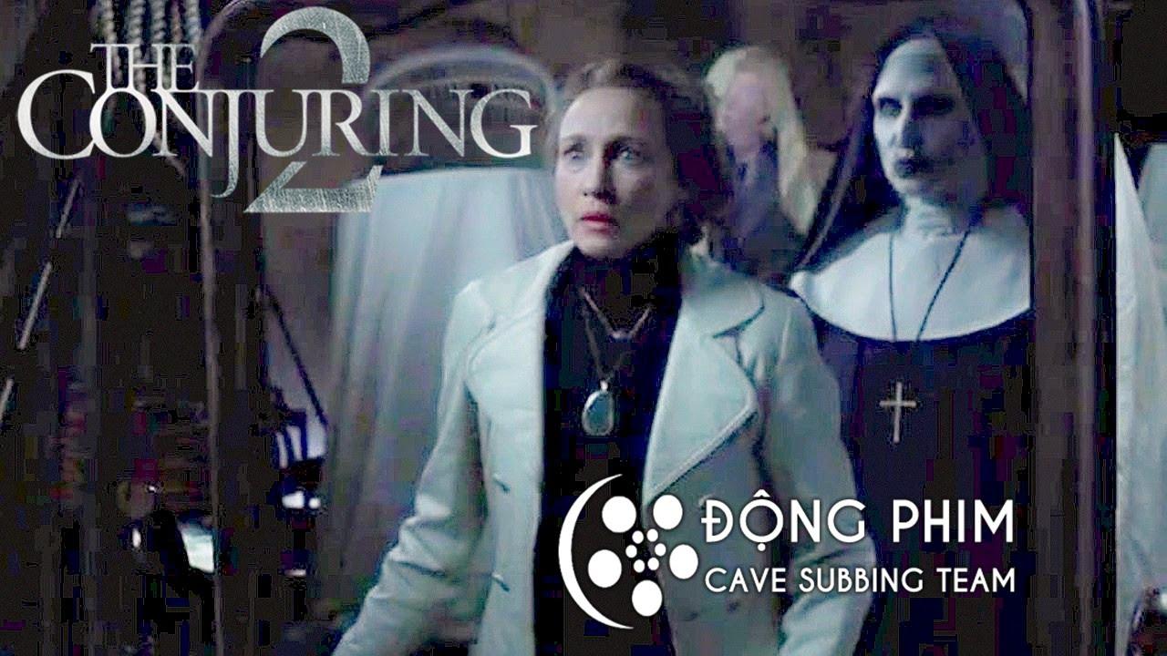 [Vietsub] The Conjuring 2 | ÁM ẢNH KINH HOÀNG 2 - Official Trailer (HD) -  YouTube
