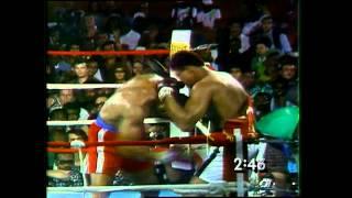 Muhammad Ali vs George Foreman / HD 720p [ESPN Classic]