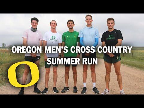 oregon-men's-cross-country-summer-run