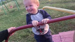 laughing baby 👶🏼 малыш смеётся