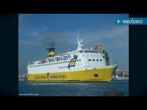 Corsica Ferries - Sardinia Ferries Fleet