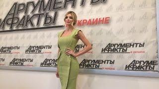 «Мисс Украина Вселенная»-2015 в гостях у АиФ.ua