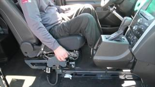 Adapted Driving Expo-Vehicle 2-Worlds 1st Wheelchair Accessible SUV- The Braun Ability MXV thumbnail