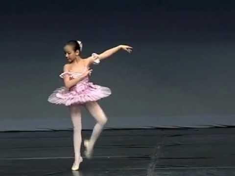 YAGP2012 NYC Finalist, 9, Aurora Variation from Act III, Sleeping Beauty