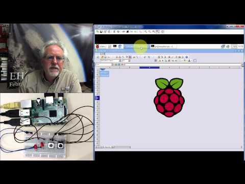 Raspberry Pi LESSON 37: How To Run A Remote Graphical Desktop On Raspberry Pi