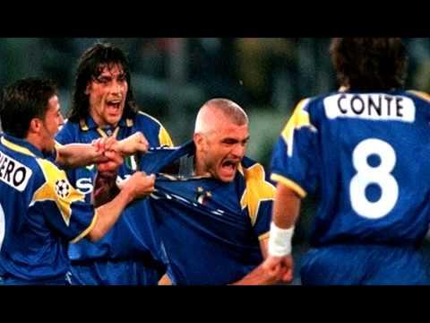 Айакс ювентус финал 1995- 1996 видео