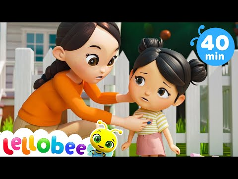 Accidents Happen - The Boo Boo Song | Nursery Rhymes & Kids Songs - ABCs and 123s | Little Baby Bum