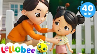 Accidents Happen - The Boo Boo Song | Nursery Rhymes \u0026 Kids Songs - ABCs and 123s | Little Baby Bum