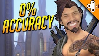 I HANJO! Overwatch Funny & Epic Moments 810
