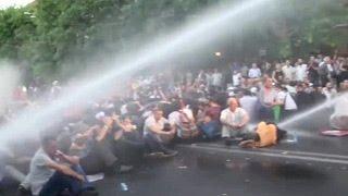 Посольство США в Армении живо отреагировало на беспорядки в Ереване