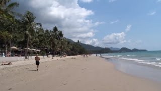 WHITE SANDS BEACH WALK  And Koh Chang bar girl prices