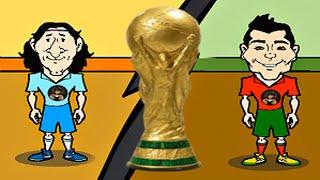 SAW Game Messi & CR7 Al Rescate de la Copa del Mundo