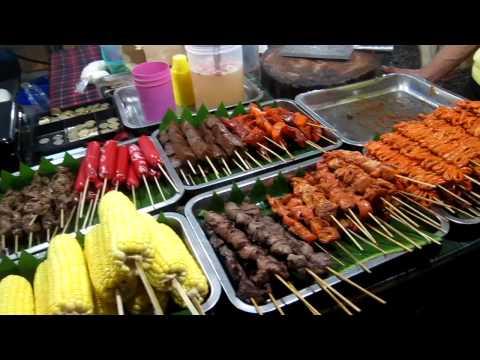 Banchetto Night Market in Pasig City, Philippines