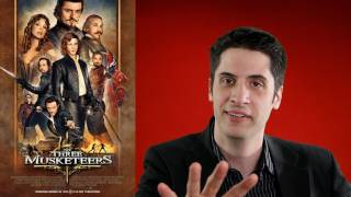 The Three Musketeers 2011 movie review