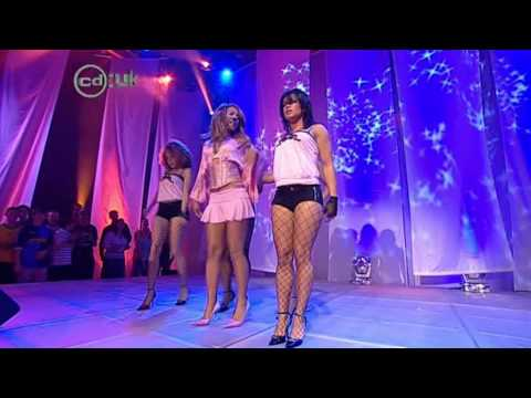 Christina Milian - Dip It Low - live