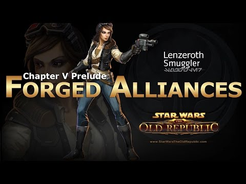 SWTOR: Chapter 5 Prelude - Forged Alliances: Smuggler Story