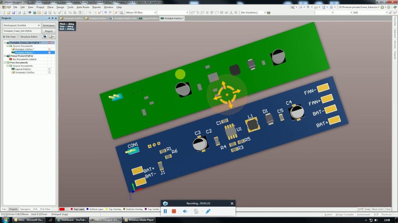 Altium Tutorial 11 How To Export Import 3d Model Step