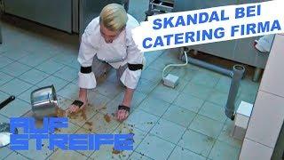 Unmenschliche Aufgaben: Wer hat das Essen manipuliert?   Auf Streife   SAT.1 TV