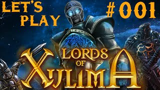 Let's Blindly Play Lords of Xulima Part #001 Missing Cursor