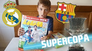 Video SUPERCOPA DE ESPAÑA PREDICCIÓN: BARCELONA VS REAL MADRID (CROMOS LIGA ESTE 2017-18) download MP3, 3GP, MP4, WEBM, AVI, FLV September 2017