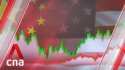 Asian markets mostly in the red amid caution over US-China G20 meeting