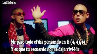 Bad Bunny ft Cosculluela - Madura (LETRA)