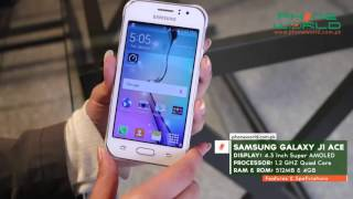 Samsung Galaxy J1 Ace Review | Smart Reviews by Kanwal