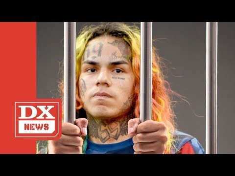 "Tekashi 6ix9ine Placed In ""Violent"" General Population Of Brooklyn Prison"