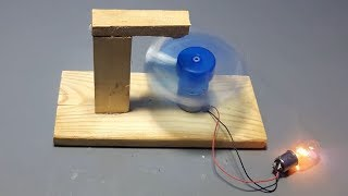 How to Make Free Energy Generator Motor at Home _ Science Projects