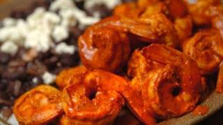 In The Kitchen With Ken: Achiote Shrimp