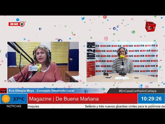 Radio Cartaya | Obras de reforma y adecuación del edificio de la Escuela de Empresas