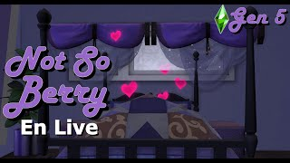 Rediff Live - Ca va mieux !- #60 Not So Berry - Les Sims 4