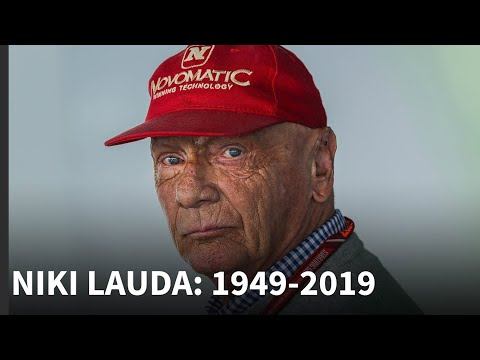 What made &39;unfiltered&39; Niki Lauda so special in F1